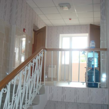 Санаторий «Искра» (Крым, г. Евпатория)
