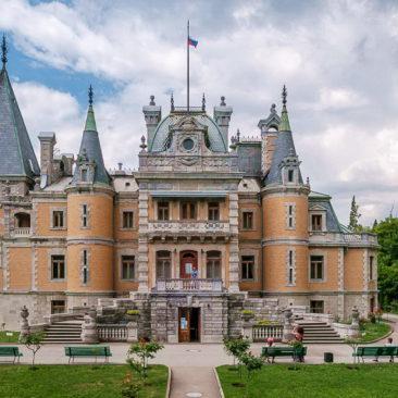 Массандровский дворец (Ялта)